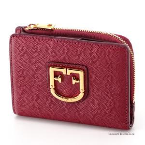 フルラ 2つ折り財布 FURLA 1026493 PBO5 CGQ CILIEGIA Belvedere S Bi-Fold|trend-watch