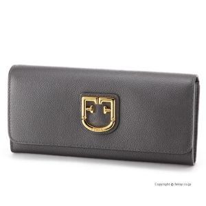 フルラ 財布 FURLA 1034313 PBK4 G1R ASFALTO 長財布 Belvedere XL Bi-Fold|trend-watch