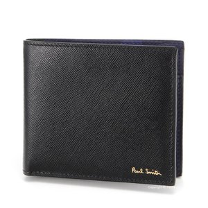 ポールスミス 2つ折り小銭入れ付き財布 Paul Smith M1A 4833 A40457 47|trend-watch