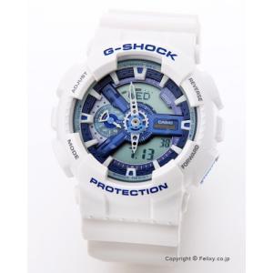 カシオ 腕時計 G-SHOCK (ジーショック) GA-110WB-7A (海外モデル)