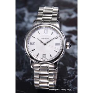 アエロウォッチ 腕時計 Renaissance Elegance (ルネッサンス エレガンス) シルバー ボーイズサイズ A42938AA01M|trend-watch