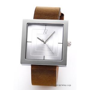 アライブ アスレティックス ALIVE ATHLETICS 腕時計 THE VAULT Silver/Brown|trend-watch