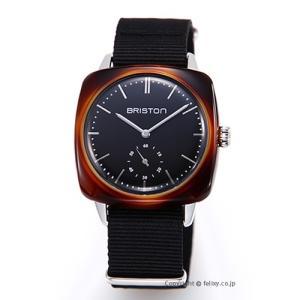ブリストン BRISTON 腕時計 Clubmaster Vintage Smallsecond 17440.SA.TV.1.NB trend-watch