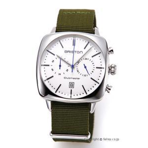 ブリストン BRISTON 腕時計 Clubmaster Vintage SS Chronograph 17140.PS.V.2.NGA trend-watch