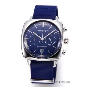 ブリストン BRISTON 腕時計 Clubmaster Vintage SS Chronograph 17140.PS.V.15.NNB trend-watch
