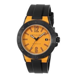 ブルガリ 時計 BVLGARI メンズ 腕時計 Diagono Magnesium DG41C10SMCVD trend-watch
