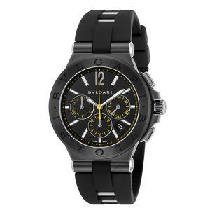 ブルガリ 時計 BVLGARI メンズ 腕時計 Diagono Ultra Nero DG42BBSCVDCH/2 trend-watch