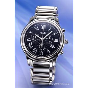 フェンディ FENDI 腕時計 New Classico Chrono ブラック F252011000|trend-watch