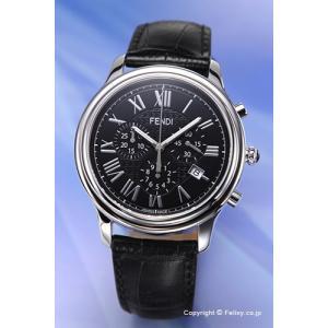 フェンディ FENDI 腕時計 New Classico Chrono ブラック F25301101...