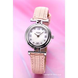フェンディ FENDI 腕時計 Moda ホワイトパール×ピンク レディース F271247D trend-watch