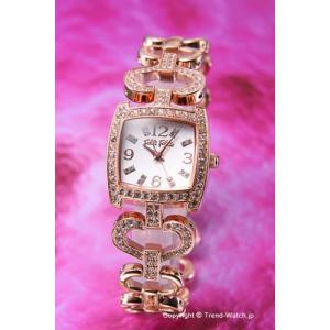 フォリフォリ 腕時計 レディース Folli Follie Jewel Heart シルバー WF5R120BSS|trend-watch
