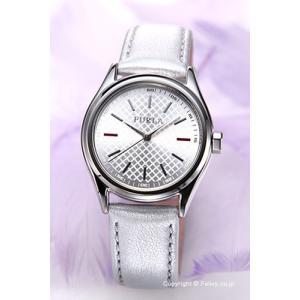 フルラ 時計 FURLA 腕時計 レディース Eva35(エヴァ35) シルバー×メタリックシルバー R4251101504|trend-watch