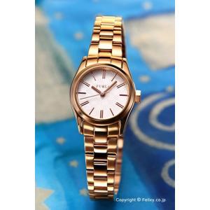 フルラ FURLA 腕時計 レディース Eva25 ホワイト×ローズゴールド R4253101522|trend-watch