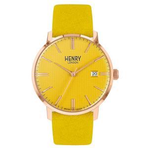ヘンリーロンドン 時計 HENRY LONDON 腕時計 メンズ レディース Regency Suede HL40-S-0364 trend-watch