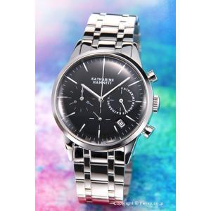 キャサリンハムネット 腕時計 クロノグラフ KH20C4-B34|trend-watch