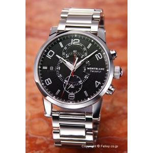 モンブラン 腕時計 メンズ MONT BLANC タイムウォ...