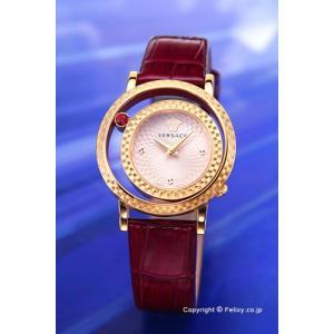 ヴェルサーチ VERSACE 腕時計 ヴィーナス ローズゴールド VDA020014|trend-watch