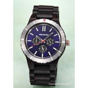 ウィーウッド WE WOOD 腕時計 Kappa MB Black Blue|trend-watch