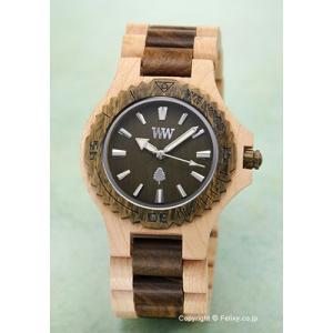 ウィーウッド WE WOOD 腕時計 Date Beige Army|trend-watch