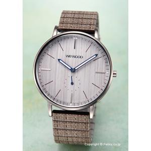 ウィーウッド WE WOO 腕時計 Albacore Silver Wh Pear|trend-watch