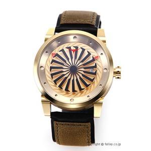ジンボ ZINVO 腕時計 メンズ Blade Gold (ブレード ゴールド)|trend-watch