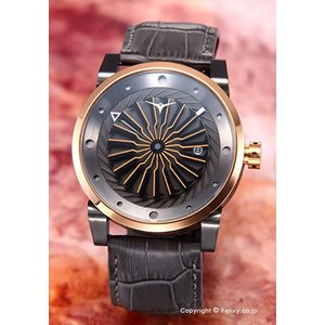 ジンボ ZINVO 腕時計 メンズ Blade Fusion (ブレード フュージョン)|trend-watch