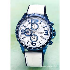 エンジェルクローバー ANGEL CLOVER 腕時計 メンズ Mondo  MO44BNV-WH|trend-watch