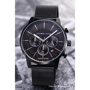 エンジェルクローバー ANGEL CLOVER 腕時計 メンズ Number Nine×Angel Clover Special Collaboration NNC42BBK|trend-watch