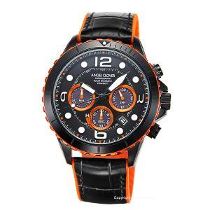 エンジェルクローバー 時計 ANGEL CLOVER メンズ 腕時計 Time Craft Diver TCD45BK-BK|trend-watch