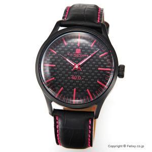 B.H.WATCHES ビーエイチウォッチ 腕時計 メンズ W40BKBKFC イタリア製ハンドメイド|trend-watch