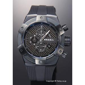 ブレラオロロジ 腕時計 メンズ BRERA OROLOGI スーパースポルティーボ オールブラック BRSSC4903 trend-watch