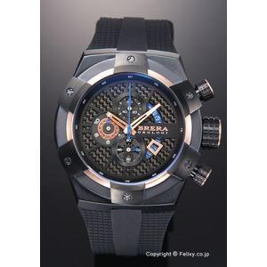 ブレラオロロジ 腕時計 メンズ BRERA OROLOGI スーパースポルティーボ オールブラック×ローズゴールド BRSSC4911 trend-watch