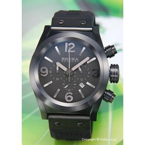 ブレラオロロジ 腕時計 メンズ BRERA OROLOGI エテルノ クロノ オールブラック BRETC4586 trend-watch