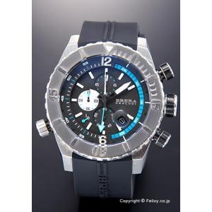 ブレラオロロジ 腕時計 メンズ BRERA OROLOGI Sottomarino Diver (ソットマリノ ダイバー) ブラック×ブルー BRDVC4701 trend-watch