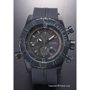 ブレラオロロジ 腕時計 メンズ BRERA OROLOGI Sottomarino Diver (ソットマリノ ダイバー) オールマットブラック BRDVC4703 trend-watch