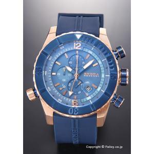 ブレラオロロジ 腕時計 メンズ BRERA OROLOGI ソットマリノ ダイバー ネイビー×ローズゴールド BRDVC4707 trend-watch