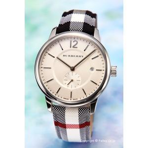 バーバリー 腕時計 メンズ BURBERRY BU10002 クラシックラウンド シルバー|trend-watch