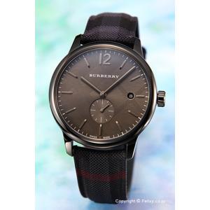 バーバリー 腕時計 メンズ BURBERRY BU10010 クラシックラウンド オールブラック|trend-watch