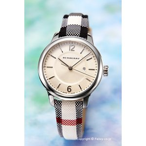 バーバリー 腕時計 レディース BURBERRY BU10103 クラシックラウンド シルバー trend-watch