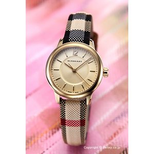 バーバリー BURBERRY 腕時計 レディース The Classic Round BU10201|trend-watch