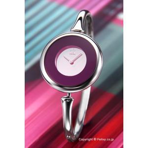 カルバンクライン 腕時計 レディース Calvin Klein K1C24656 シーケー シング パープル|trend-watch