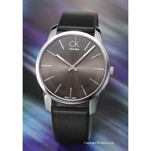 カルバンクライン Calvin Klein 腕時計 メンズ Ck City  K2G21107|trend-watch