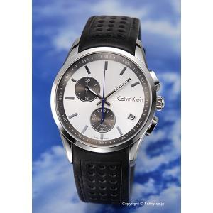 カルバンクライン Calvin Klein 腕時計 メンズ Ck Bold Chronograph K5A371C6|trend-watch