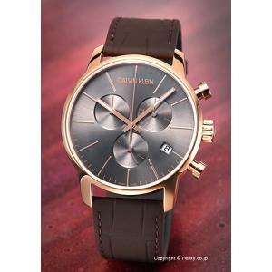 カルバンクライン Calvin Klein 腕時計 メンズ Ck City Chronograph K2G276G3 trend-watch