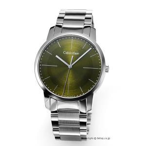 カルバンクライン 時計 メンズ Calvin Klein 腕時計 Ck City K2G2G14L trend-watch