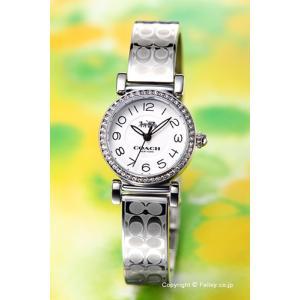 コーチ COACH 腕時計 Madison Fashion Bangle レディース 14502870|trend-watch