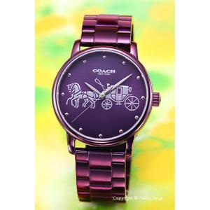 コーチ 腕時計 COACH Grand レディース 14502923|trend-watch
