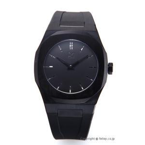 D1 MILANO D1 ミラノ 腕時計 メカニカル コレクション オールブラック A-MC03 手巻き [国内正規代理店商品]|trend-watch