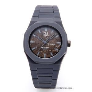 D1 MILANO D1 ミラノ 腕時計 Marble Collection (マーブル コレクション) グレー MB-02 [国内正規代理店商品]|trend-watch