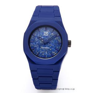 D1 MILANO D1 ミラノ 腕時計 Marble Collection (マーブル コレクション) ブルー A-MA03 [国内正規代理店商品]|trend-watch